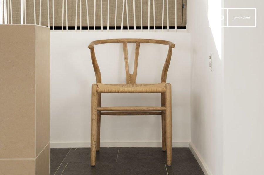 chaise scandinave meuble design issu des pays nordique. Black Bedroom Furniture Sets. Home Design Ideas