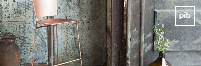 Chaises & tabouret de bar scandinave bientôt de retour en collection