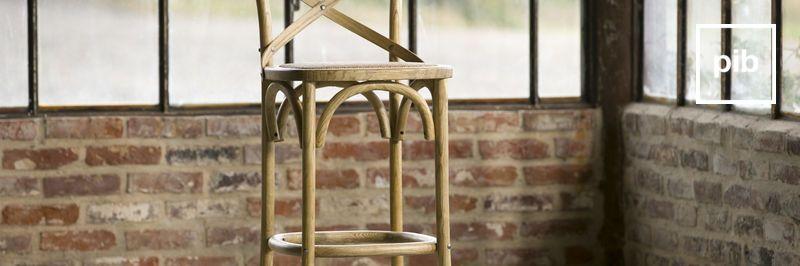 Chaises & tabouret de bar vintage bientôt de retour en collection