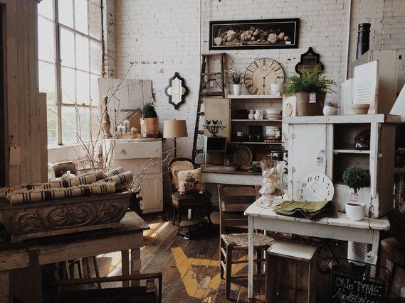 compo de meubles rustiques