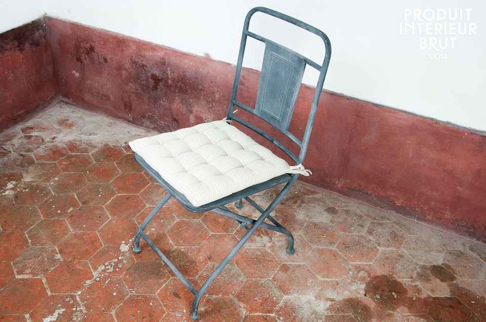 La touche confort pour les assises prolongées