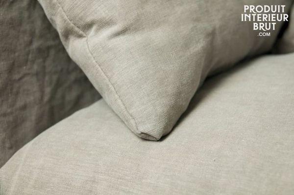 Canapé déco cosy