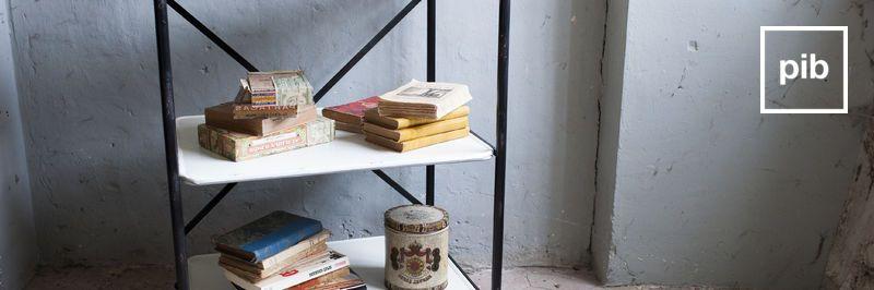 Dessertes à roulettes scandinaves bientôt de retour en collection