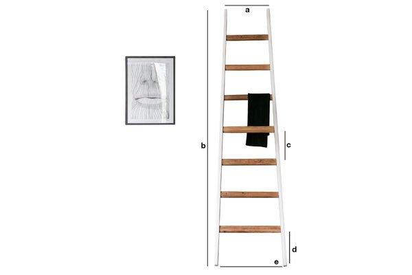 Dimensions du produit Échelle décorative Välli