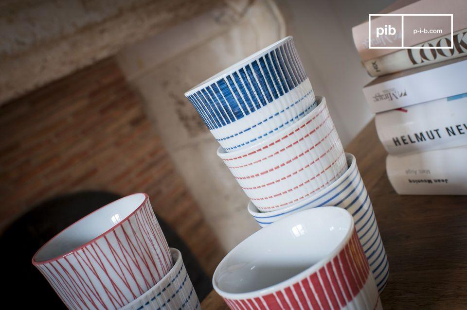 Design graphique haut en couleur pour votre pause café