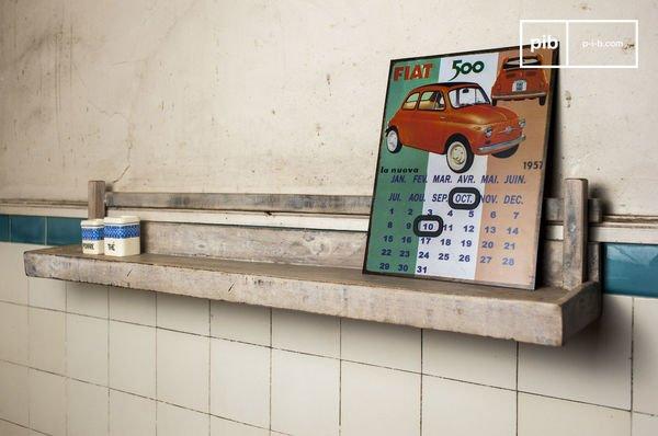 étagère murale épicure