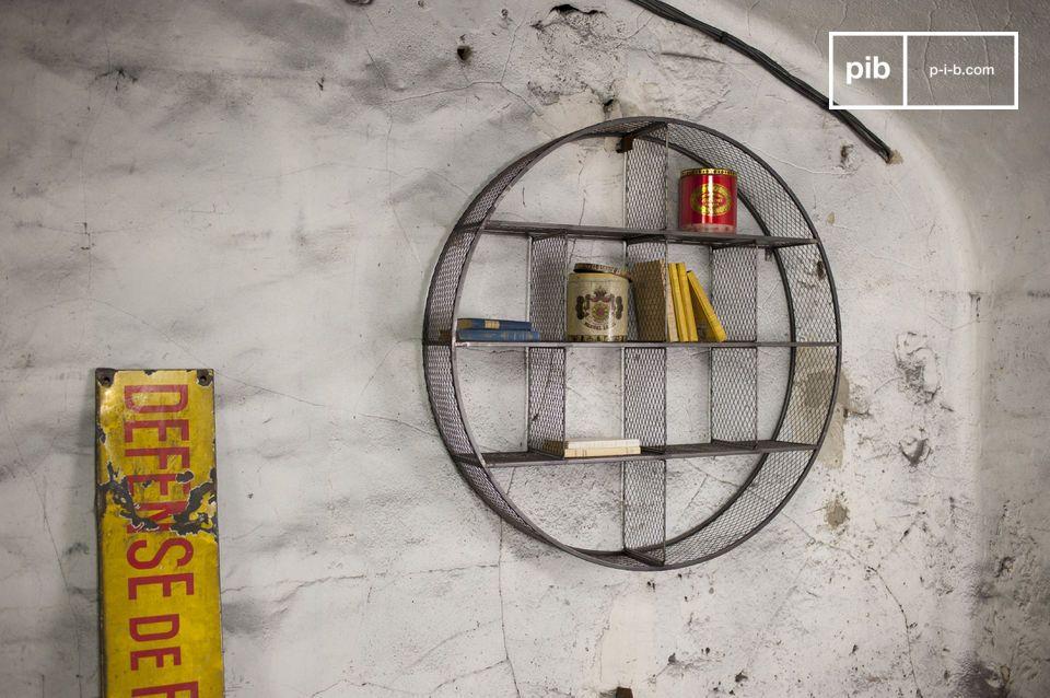 etag re murale fl xe cachet et finitions brutes pib. Black Bedroom Furniture Sets. Home Design Ideas