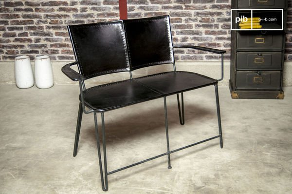 Fauteuil Double Italia detail