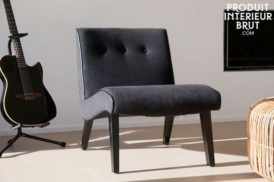 Fauteuil Eastern Vintage