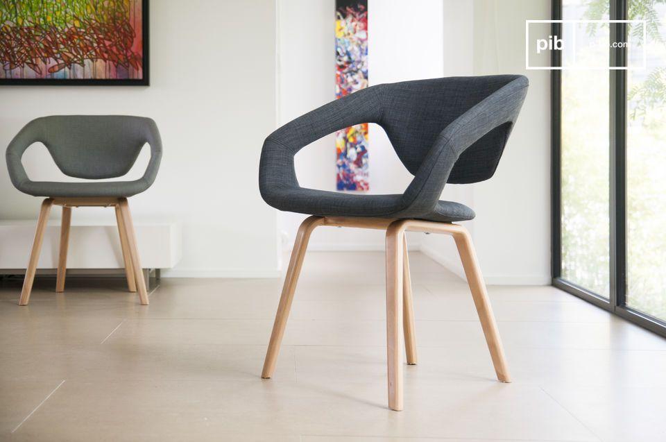 Leur design intemporel et polyvalent s\'associe aisément à un décor aussi bien moderne que