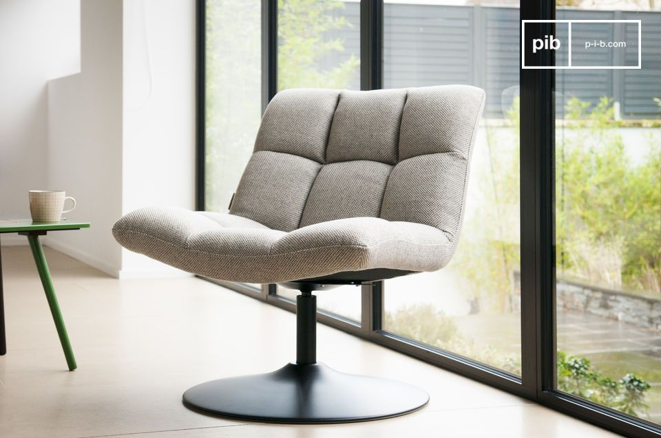 Summum du confort et design vintage
