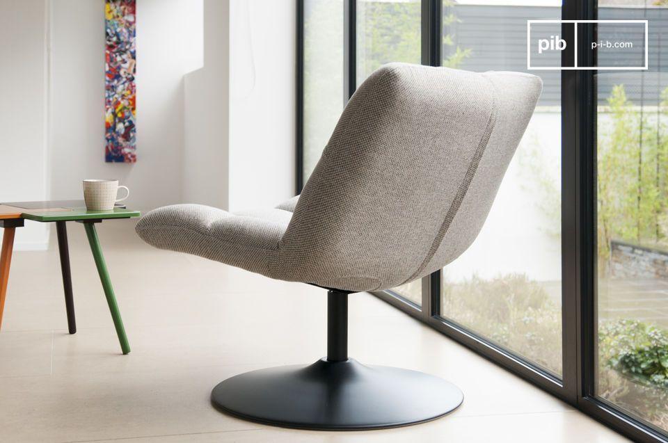 Ce fauteuil offre un niveau de confort presque inégalé et permet de passer de longues heures en