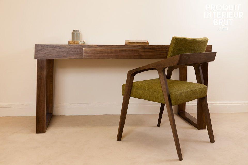 Confort, robustesse, et élégance d'un style vintage assumé