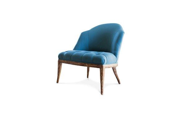 Fauteuil Popador bleu Détouré