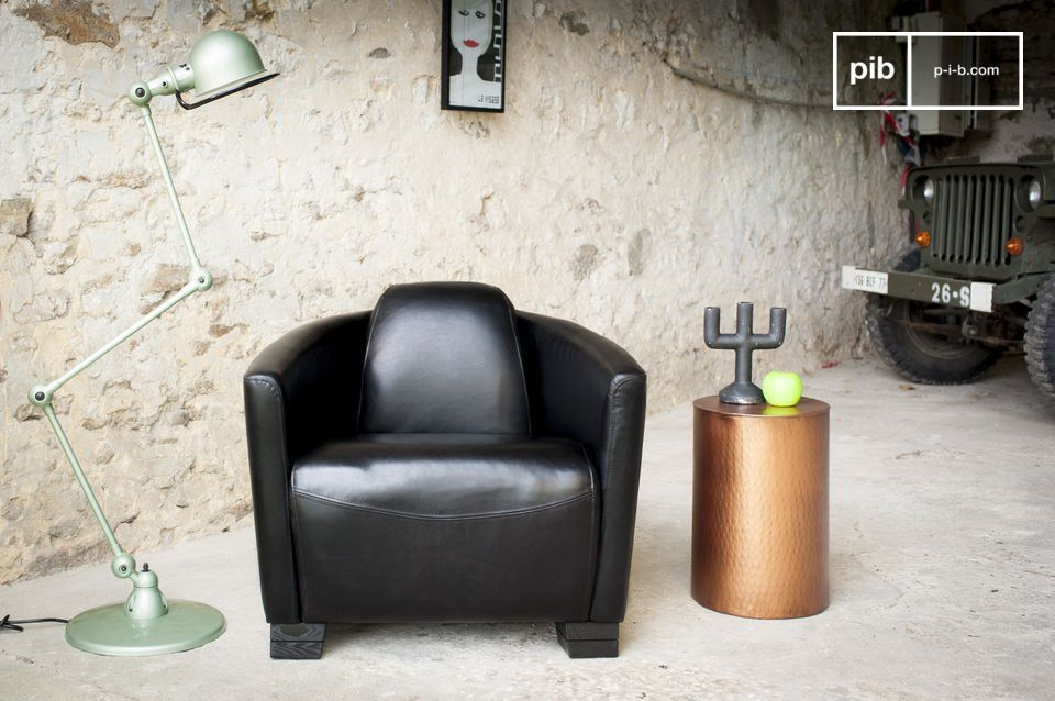 Parmi toutes les alternatives possibles pour un fauteuil en cuir