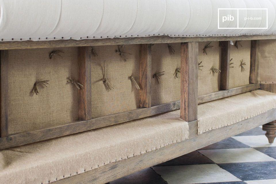 Les coussins d\'assise sont quant à eux déhoussables afin d\'en faciliter le nettoyage