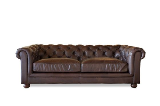 Grand canapé Dark Chesterfield Détouré