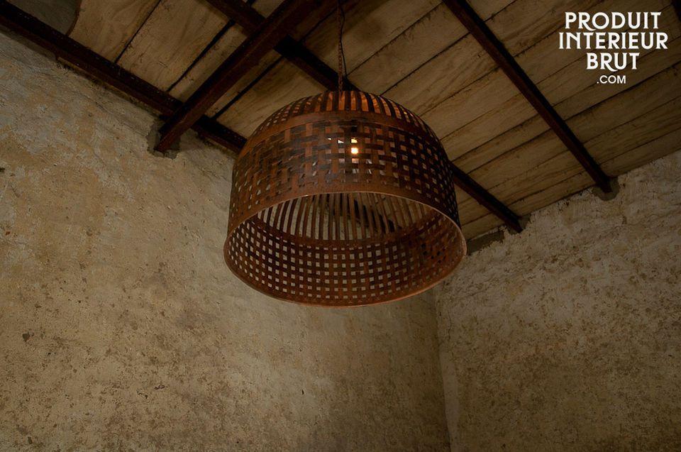 Certains luminaires sont capables à eux seuls de transformer une pièce
