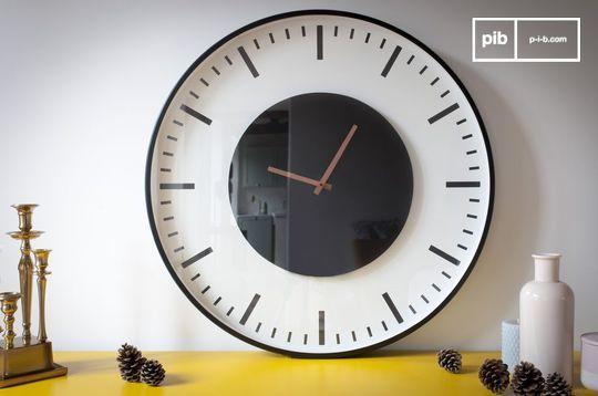 Grande horloge de gare Amsterdam