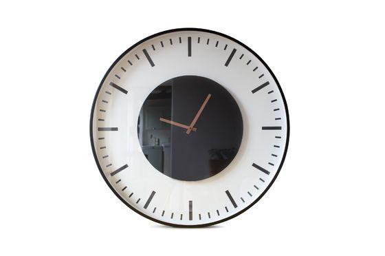 Grande horloge de gare Amsterdam Détouré