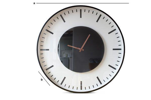 Dimensions du produit Grande horloge de gare Amsterdam
