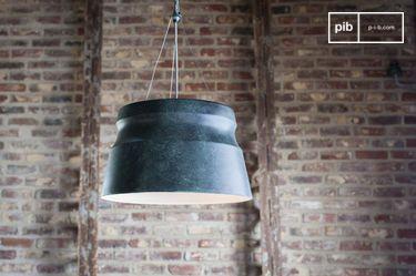 Grande lampe suspendue Borajupe