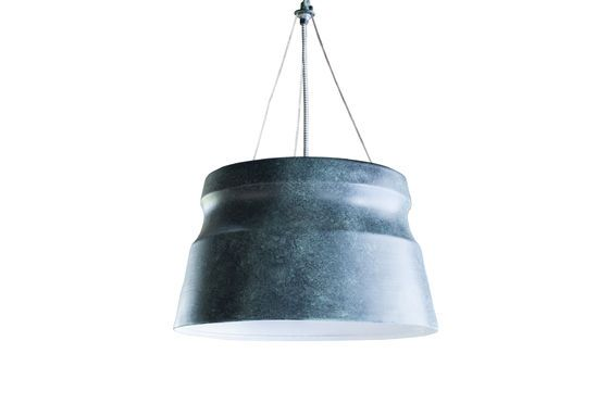 Grande lampe suspendue Borajupe Détouré