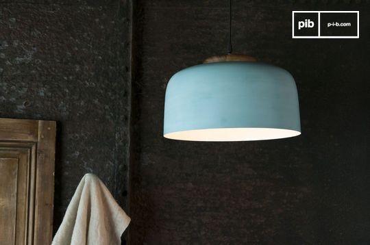 Grande lampe suspendue Pexil