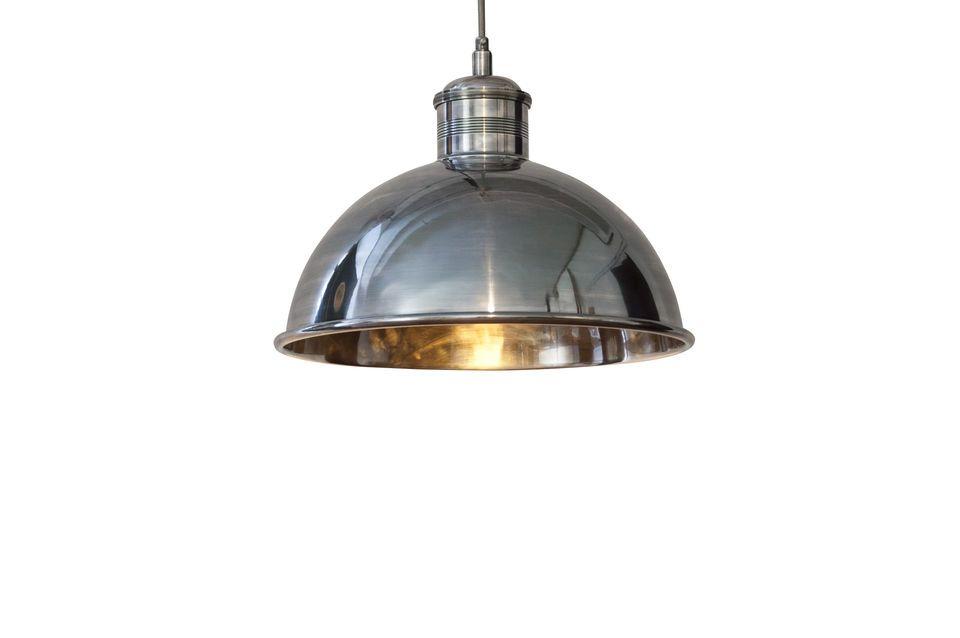 Un plafonnier superbement rétro-chic de 40 cm de diamètre