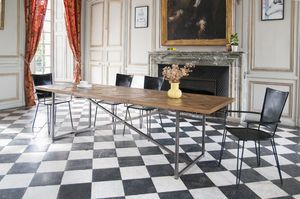Grande table de repas Queens
