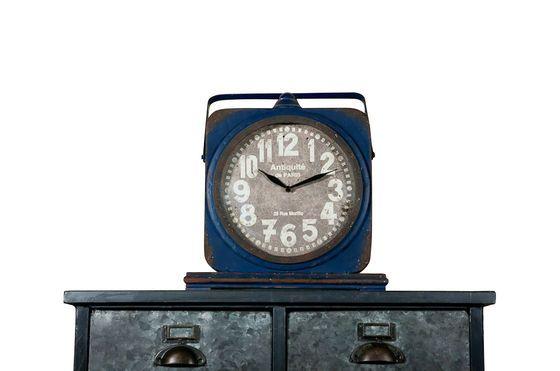 Horloge Blue Cargo Détouré