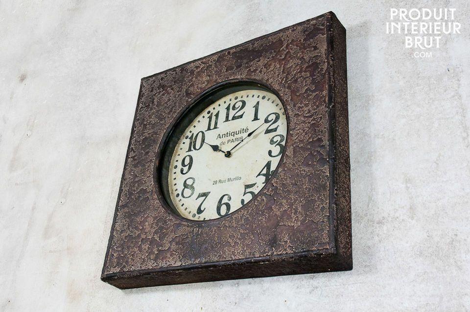 Horloge de manufacture