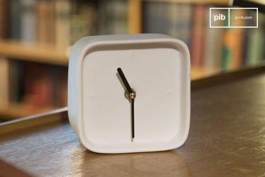 Horloge en porcelaine Fjorden