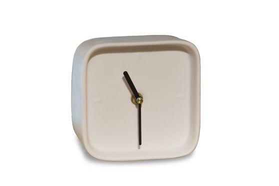 Horloge en porcelaine Fjorden Détouré