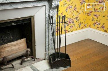 Kit outils de cheminée