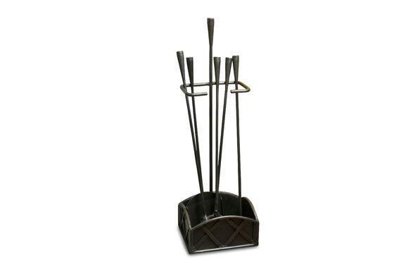 Kit outils de cheminée Détouré