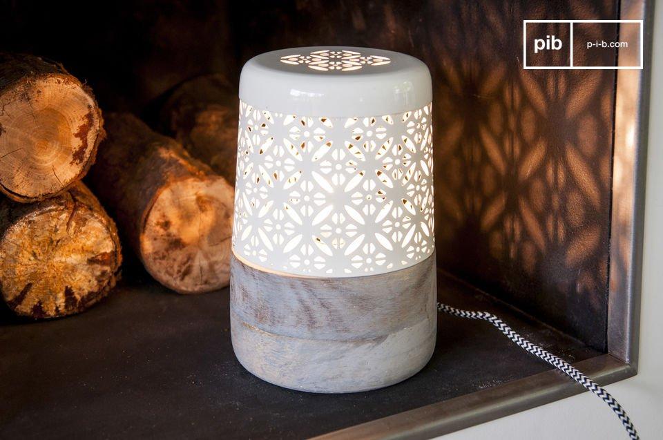 Un joli luminaire pour une décoration scandinave réussie