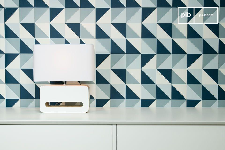 Une lampe au style vintage, touche scandinave rétro pour votre intérieur
