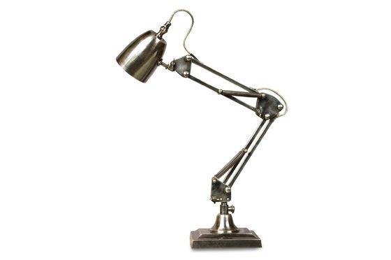 Lampe à ressorts 1957 Détouré