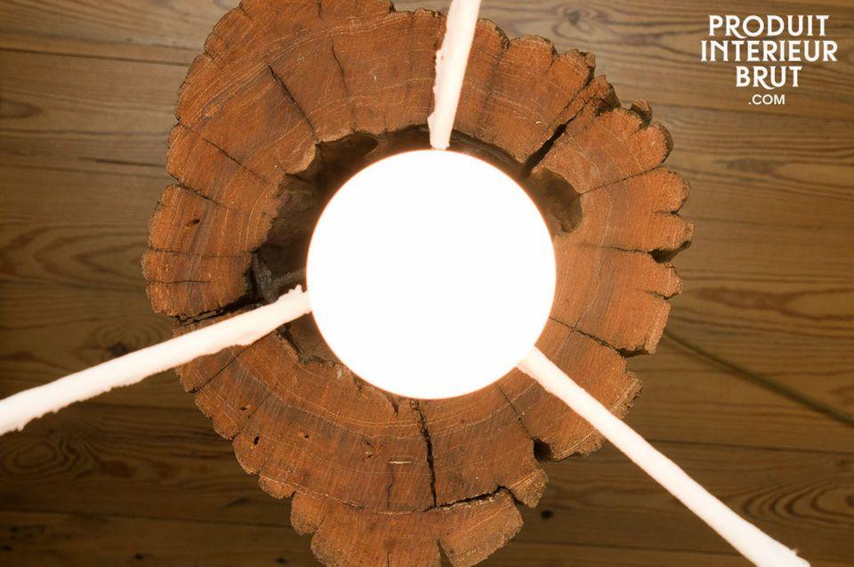 Caractéristique propre à ce type de matériaux, chaque pièce de bois est unique