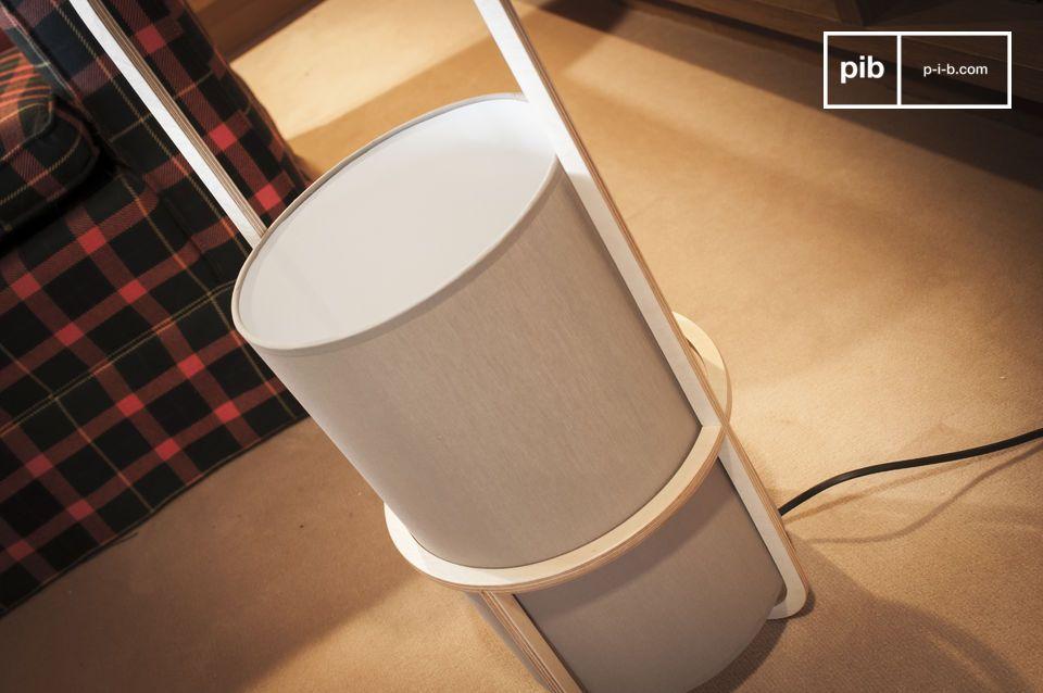 Un petit chef d'oeuvre de lampe au design délicat