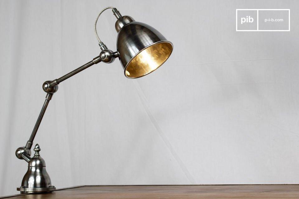 Lampe d'architecte orientable