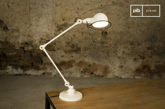 Lampe de bureau Jieldé Signal Ivoire