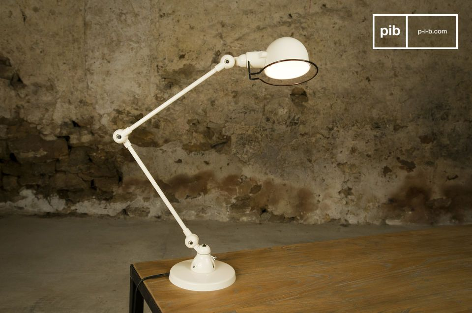 Jieldé Bureau Lampe Signal Ivoire De n0mN8vw