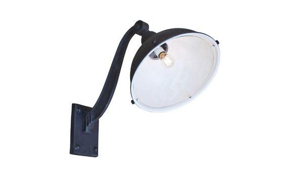 Lampe de façade d'entrepôt Détouré