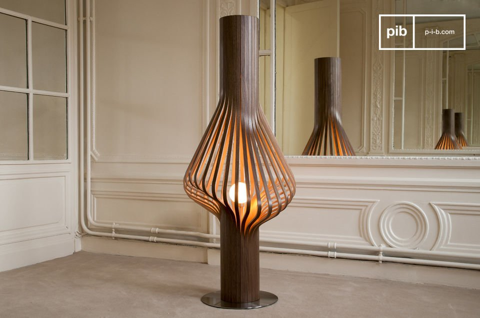 Lampe De Salon Diva Sculpture Lumineuse D Exception Pib