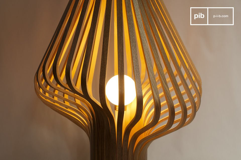 Si le Norwegian Design Council a attribué à la lampe Diva le \