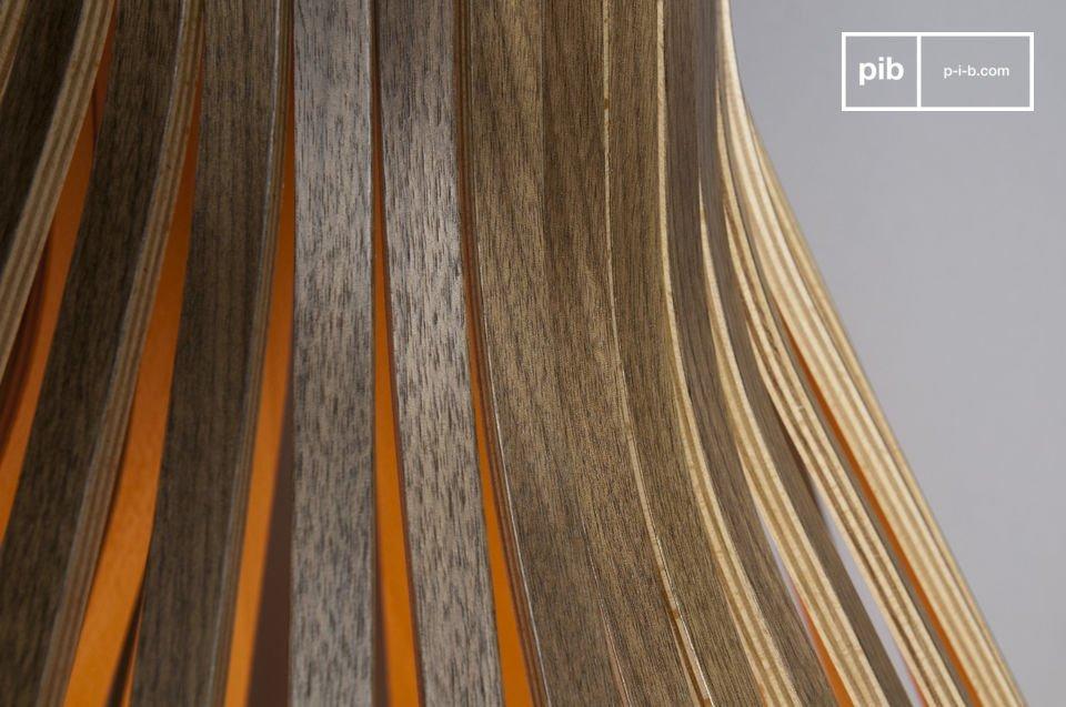 S\'appuyant sur l\'héritage norvégien du travail du bois laminé