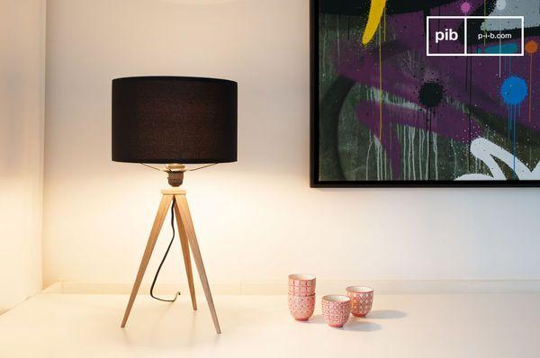 Lampe de table Kavinskï