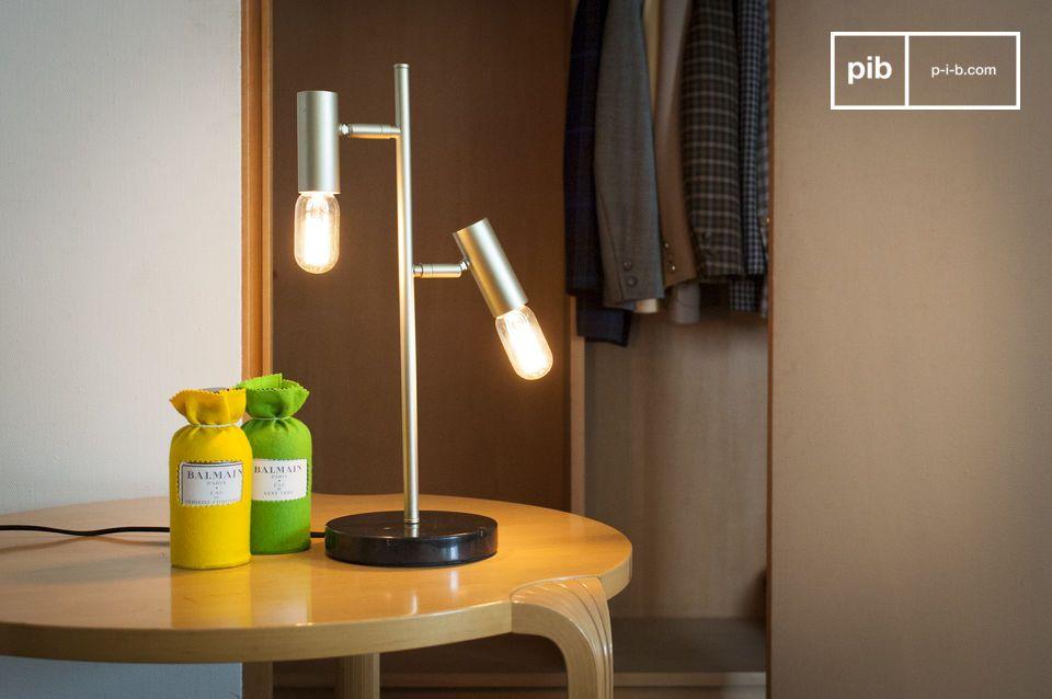 Lampe de table rétro Lubeck